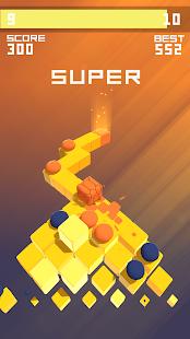 Splashy Cube: Color Run 9