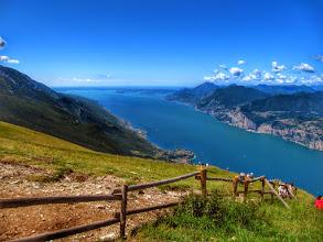 Photo: Monte Baldo - Lago di Garda  #italy