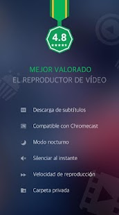 Reproductor de Video Todos los Formatos - XPlayer Screenshot