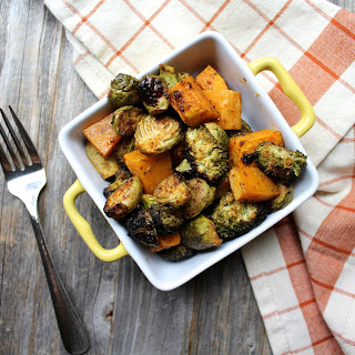 Roasted Fall Vegetables.