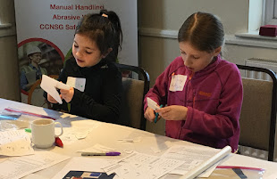 Young engineers blast off