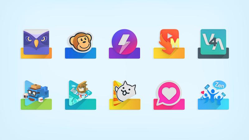 ELEV8 Icon Pack v1.6