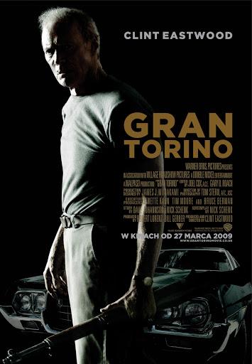 Polski plakat filmu 'Gran Torino'