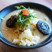 Vegetable Miso Potage Ramen