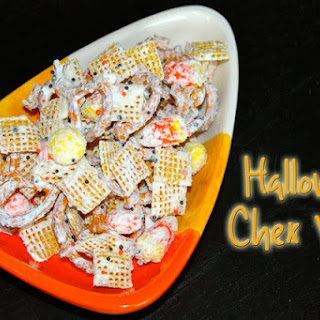 Candy Corn Chex Mix Recipes
