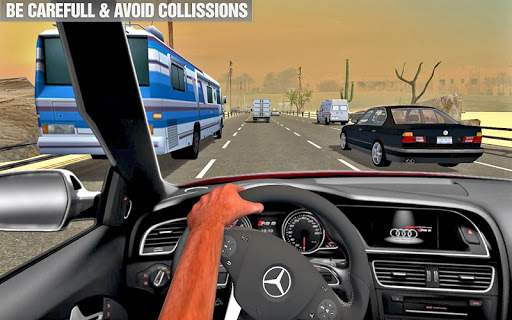 ud83cudfce Crazy Car Traffic Racing: crazy car chase 3.0 screenshots 9