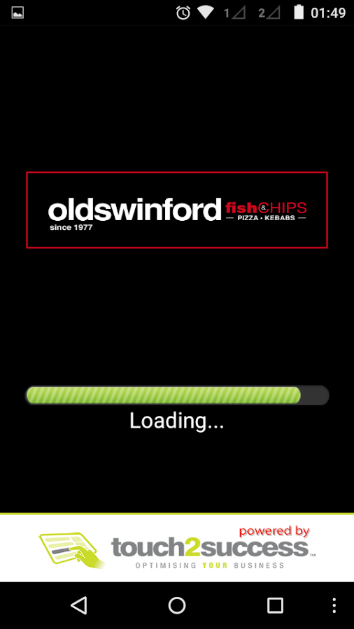 Oldswinford Fish and Chips- screenshot