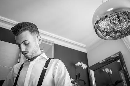 Vestuvių fotografas Jesús Gordaliza (jesusgordaliza). Nuotrauka 27.09.2020