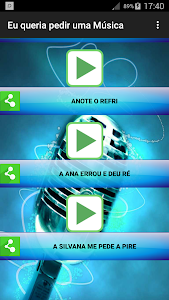 Alô Queria Uma Música, Zueiras screenshot 0