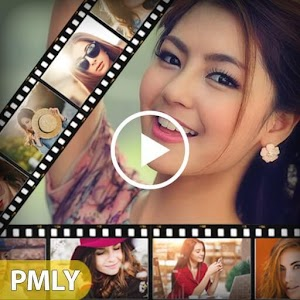 Photo Video Maker With Music Video Maker 54 by Photo Video Maker With Music Video Maker pmly logo