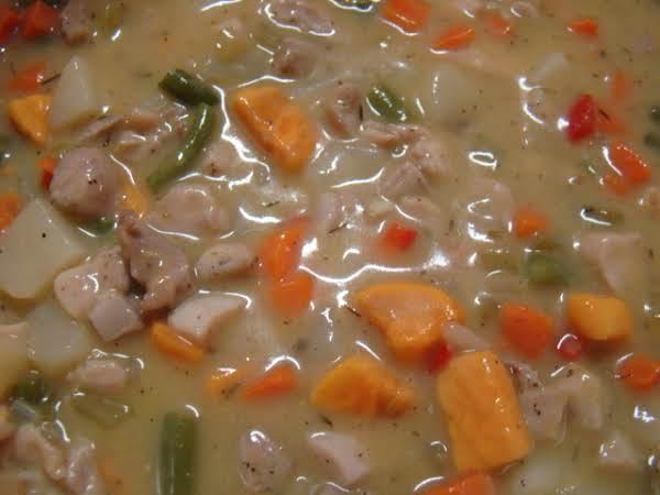Savory Chicken Stew Recipe