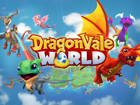 DragonVale World APK screenshot thumbnail 5