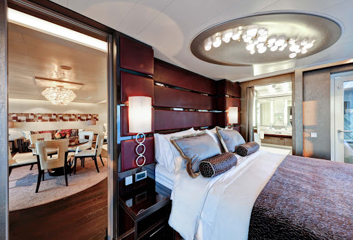 Norwegian-Escape-Haven-Suite - Enjoy modern, lavish bliss in a Haven Suite on board Norwegian Escape.