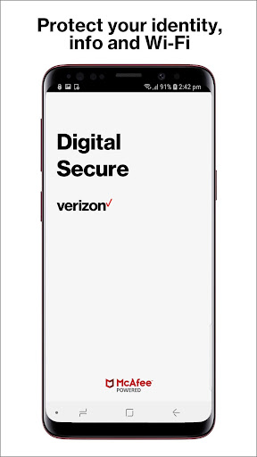 Digital Secure screenshot 1