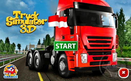 Indonesian Truck Simulator 3D  screenshots 3