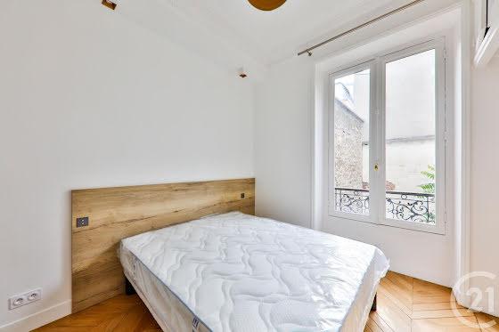 Location appartement meublé 3 pièces 45,83 m2