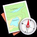 Trekarta - offline maps for outdoor activities icon