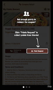 Pizza Hut HK- screenshot thumbnail