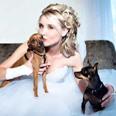 Wedding photographer Vitaliy Gumann (Vel-Studio). Photo of 14.11.2012
