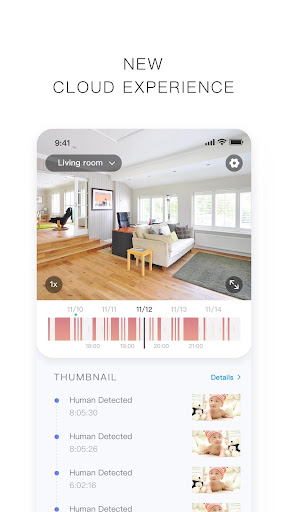 YI Home screenshot
