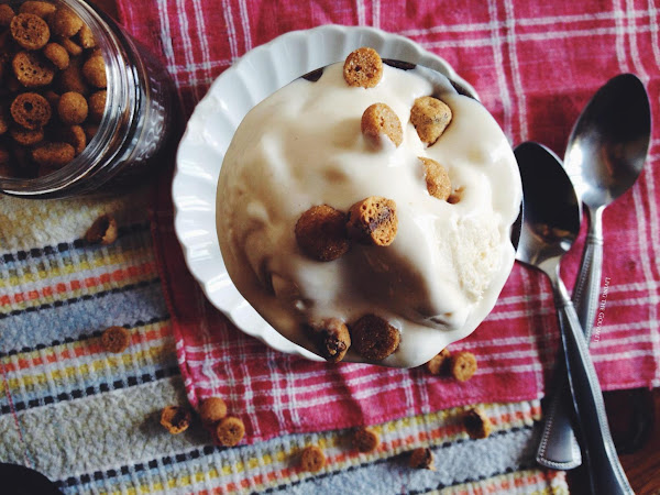 Honey Vanilla And Brown Sugar Ice Cream {no Churn} Recipe
