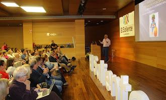 Conferencia de El Saliente con Francisco Cid
