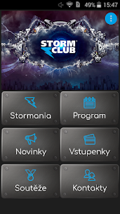 Storm club- screenshot thumbnail