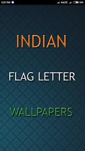 [Download Indian Flag Letter Alphabet for PC] Screenshot 1