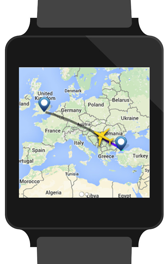 Flightradar24 - Flight Tracker- screenshot