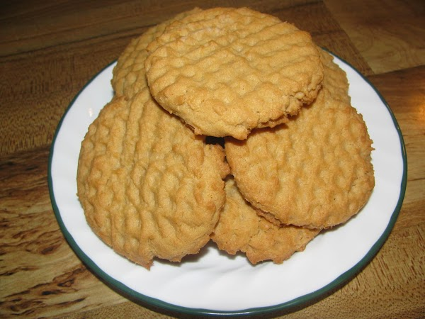 Small Batch Peanut Butter Cookies Recipe