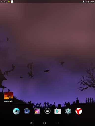 Scary Halloween Live Wallpaper  screenshots 5