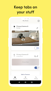 Kangaroo: Simple Home Security - náhled