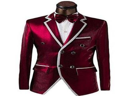 Design Ideas Of Men's Suits - náhled