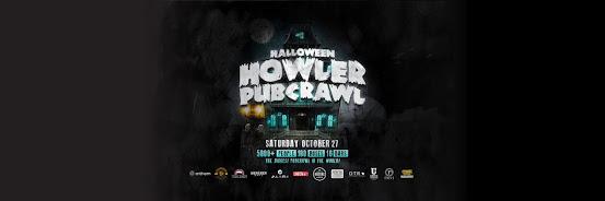 Halloween Howler Route 13 - Alibi to Hudson's Whyte