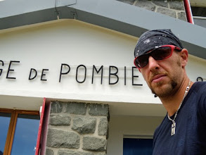 Photo: Refuge de Pombie, 2031m.