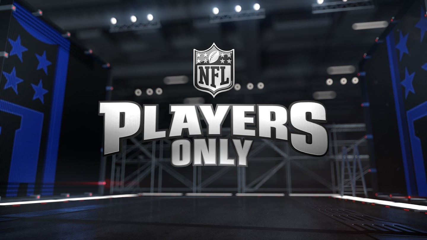 Watch NFL Players Only live