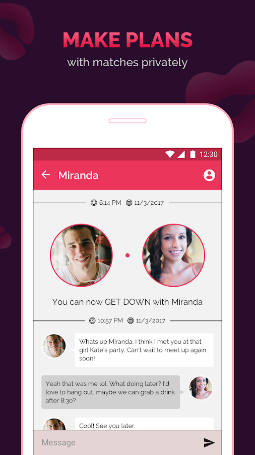 DOWN Dating: Match, Chat, Date- screenshot