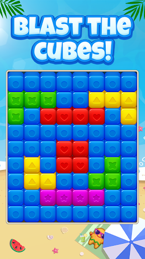 Toy Bomb: Blast & Match Toy Cubes Puzzle Game 3.90.5009 screenshots 1