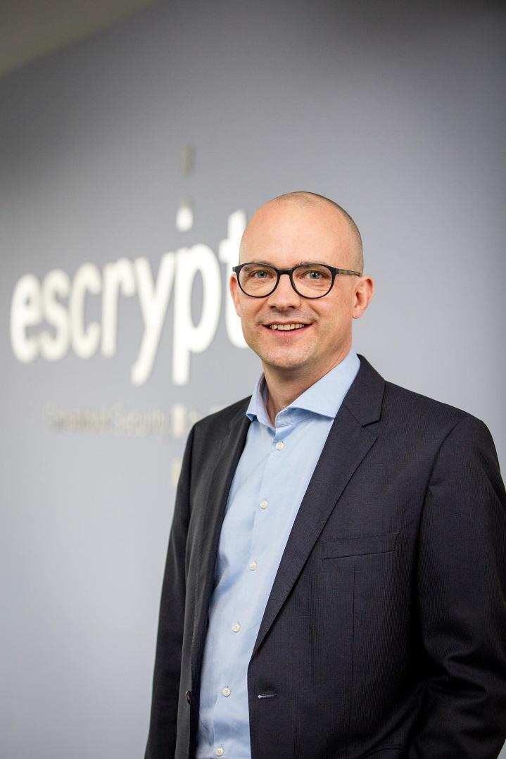 Thomas Wollinger CEO ESCRYPT