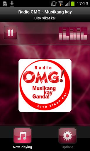 Radio OMG - Musikang kay