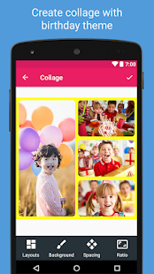 Download Birthday Photo Frames and Collage Maker For PC Windows and Mac apk screenshot 6