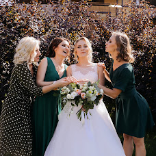 Wedding photographer Irina Skulina (iriwa24). Photo of 15.10.2018