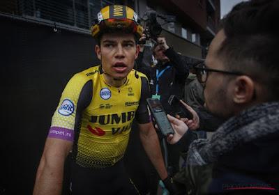 """Eerste Milaan-Sanremo bezorgt Wout van Aert primeur: """"Het schrikt mij niet af"""""""