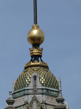 Photo: More that just decoration, this ball used to rise and fall on the hour