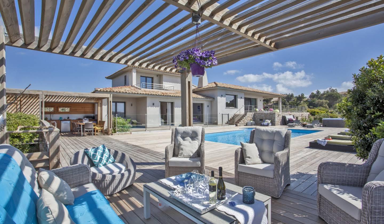 Villa avec piscine et jardin Porto-Vecchio