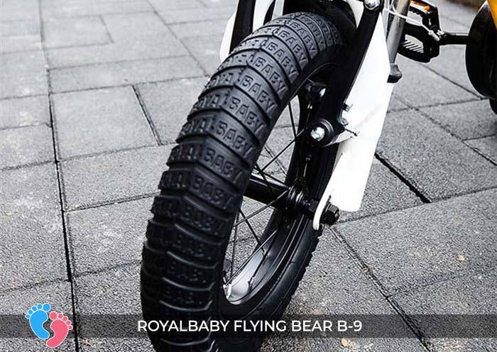 Xe đạp trẻ em Royal Baby Flying Bear b-9 19