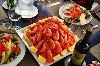 Photo: Peel & Eat Shrimp for Lunch