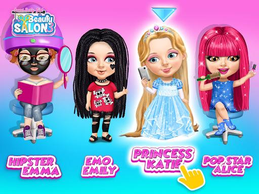 Sweet Baby Girl Beauty Salon 3 - Hair, Nails & Spa screenshot 10