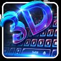 3D Laser Science keyboard icon
