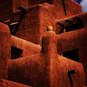 Southwest by Solomen Flewellen - Buildings & Architecture Architectural Detail
